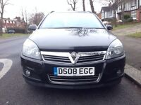 Vauxhall Astra 1.7 CDTi 16v SXi 5dr Estate Diesel Manual - Two Keys, Air Con, Aux In, PCO