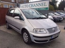 Vw Sharan 1.9 tdi pd 7 seater