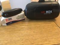 VR 3D goggles