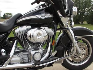2003 harley-davidson FLHT Electra Glide  100th Anniversary  ONLY London Ontario image 8
