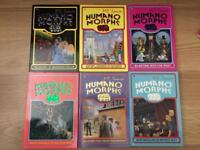 Children's Books Humano Morphs by M.D. Spenser