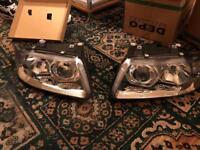 Audi A3 1.8 2002 Left Hand Drive Head Light Units