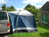 Campervan Driveway awning by KAMPA
