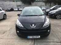Peugeot 207, 2009, 1 year MOT-Full Service History-Excellent car