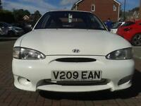 Hyundai Accent 1.3 Coupe ,need a left hand drive car.