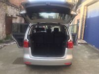 Volkswagen Touran 2014 Extremely good condition only £7999