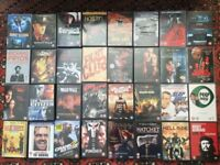 DVDs rated 18