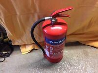 9KG POWDER FIRE EXTINGUISHER