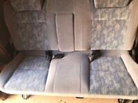 Mazda bongo rear seats x2