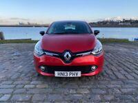 Renault Clio 2013 1.2 petrol 43000 miles