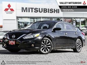 2016 Nissan Altima 2.5 SV - CVT Transmission, Backup Camera, Hea