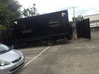 Lorry in good condition
