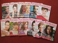 Psychologies Magazines 2015 x 12