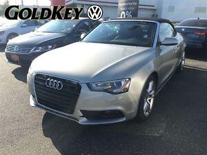 2013 Audi A5 2.0T Premium (Tiptronic) | Convertable