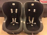 Britax car seats great for twins 9-18kg