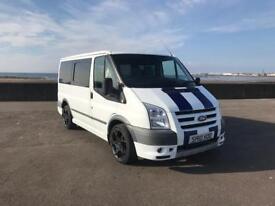 Ford transit sport camper / dayvan