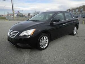 2015 Nissan Sentra SV  Bluetooth  Cruise  PW  PL  PM
