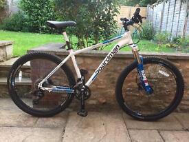 Boardman txc 650b comp mountain bike will post