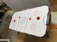 🚚🚚🚚✅✅✅Beautiful Kids Air Hockey Table For Sale Works Great With ElectricFree Delivery Radius ✅✅