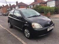 Toyota Yaris 1.0 GS 1 Former Owner