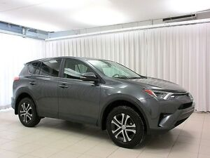 2016 Toyota RAV4 LE AWD SUV w/ Air Conditioning, Bluetooth, and