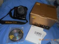 Nikon D300 camera with Sigma DG 17-70 f2.8 macro lens