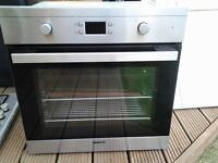 Beko intergrated cooker and hob