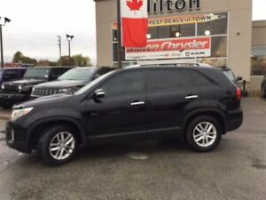 2015 Kia Sorento LX|WHEELS|TINT|HEATED SEATS