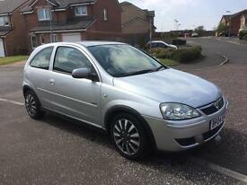 VAUXHALL CORSA DESIGN 1.2 2004 (ONLY 54000 MILES) IMMACULATE FIESTA CLIO KA PUNTO POLO 107 C1 MICRA