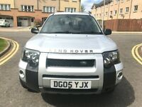 67330 GENUINE MILEAGE NEW SHAPE FREELANDER, FULL MOT, FULL SERVICE HISTORY, £3000 RECEIPTS