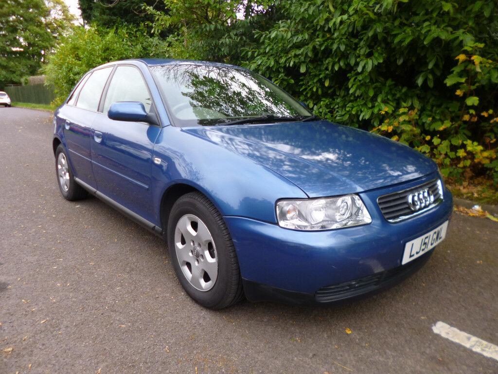 2001 Audi A3 1.6 petrol