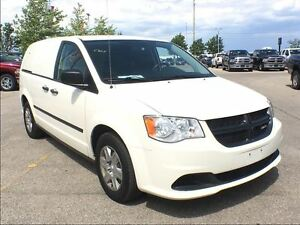 2013 Dodge Ram Van Commercial Model* Equipped with Shelving*