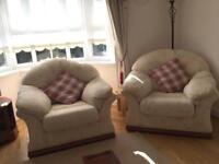 2 Lounge Chairs