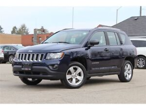 2015 Jeep Compass RARE**4x4**5spd Manual**Rallye Style**Very Cle