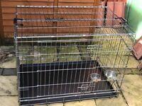 Dog cage Sheldon area