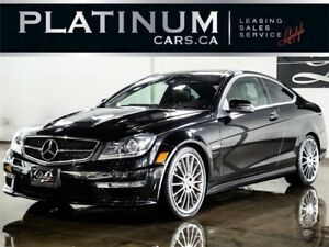 2012 Mercedes-Benz C-Class C63 AMG COUPE, 481HP