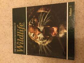 Illustrated encyclopaedia of wildlife - complete set