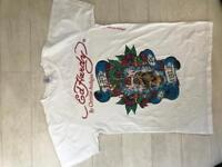 Ed Hardy t-shirts x2