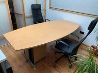Large Office Desk 220x110cm