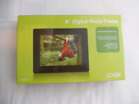 "8"" Digital Photo Frame"