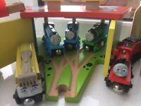 Thomas the Tank Engine wooden toys