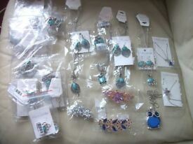 JOB LOT OF FASHION JEWELLERY