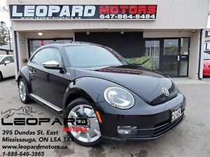 2013 Volkswagen Beetle Fender Edition,Leather,Panoramic,Chrome R