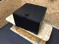 Delivery Box for Motorcycles and Bicycles - Perfect for Delivery Riders and Garages