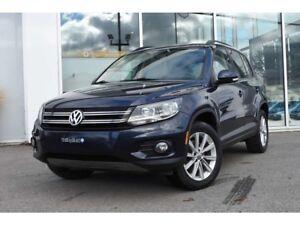 2012 Volkswagen Tiguan 2.0 TSI Comfortline*4X4*A/C*CUIR*TOIT PAN
