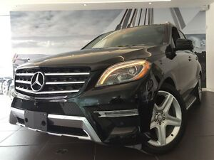 2015 Mercedes-Benz M-Class ML350 BLUETEC NAV PANO CAMERA 20'' AM