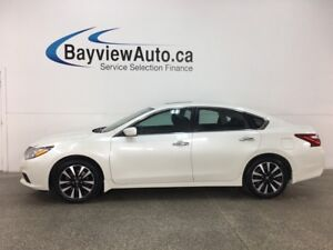 2018 Nissan Altima 2.5 SV - HTD SEATS! SUNROOF! PUSH START! R...