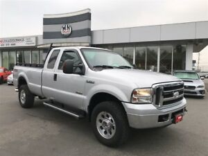 2005 Ford F-350 SUPER DUTY FX4 4WD DIESEL LONG BOX ONLY 144, 000