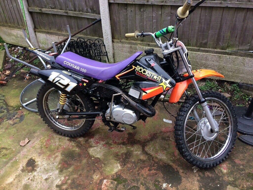 Suzuki 100cc field bike / pit bike | in Acocks Green, West ...