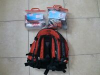 JSP Harness and Lanyard Kit Fall Arrest Safety Scaffold